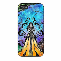 beauty and the beasts belle stained glass iphone 5 5s 4 4s 5c 6 6s plus cases