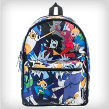 Adventure Time Beemo Reversible Backpack