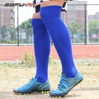Hot Deal On Sale Men Sports Socks Outdoors Camping Football [10383497996]