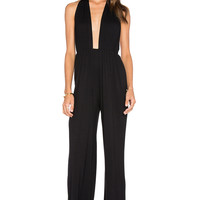 Clayton Emelia Jumpsuit in Black