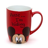 Disney Store - Mickey Mouse Peek-a-Boo Mug customer reviews - product reviews - read top consumer ratings