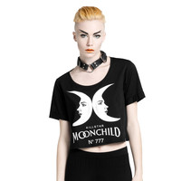 Moonchild Crop Top [B]