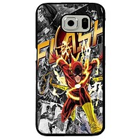 The Flash TPU+PC Case For Samsung Galaxy S8