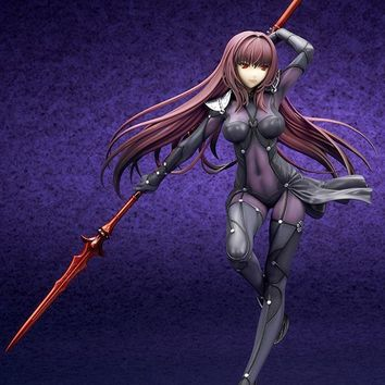 Fate/Stay Night Fate Grand Order Lancer Anime Action Figure PVC figures toys Collection