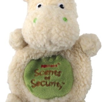 Scents Of Security Dog Toy Hippo