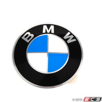 BMW Wheel Center Cap Emblem - 64.5mm