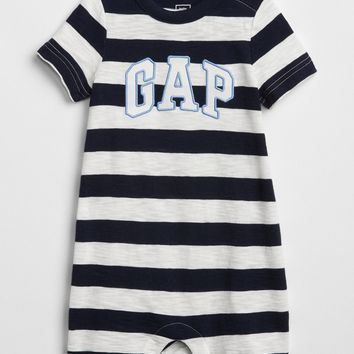 Stripe Shorty One-Piece | Gap