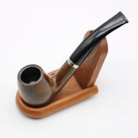 1Pc Mini Wooden Pipe Resin Cigarette Holder Smoking Hand Pipe Accessories Retail