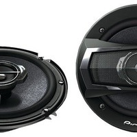 "Pioneer - 6.5"""" 3-Way Speakers"