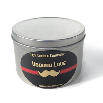 1776 Candle Company - Soy Scented Candle Voodoo Love