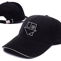 RHXING The Neighbourhood Logo Transparent Adjustable Baseball Caps Unisex Snapback Embroidery Hats