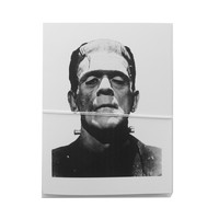 frankenstein note cards