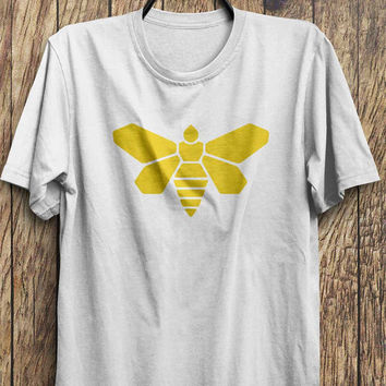 Break Bad T Shirts -Methlymin Butterfly - Jesse Pink, Heisenberg tee shirts, Black Friday, Boxing day, Christmas Blowout Clearance Sale
