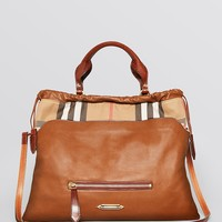 Burberry Satchel - Big Crush