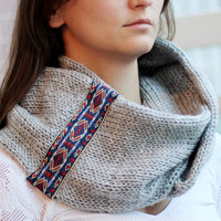 By(knitscarf)Etsy-KnitScarfWithTribalLace,Inf...