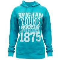 BYU Bookstore - Champion Juniors Brigham Young Fitted BYU Hoodie