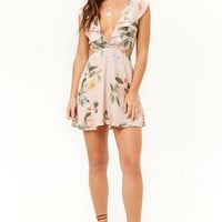 Pretty by Rory Gingham Floral Dress
