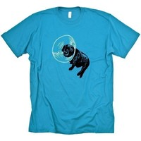 Cone Dog T-shirt Funny Graphic Tee