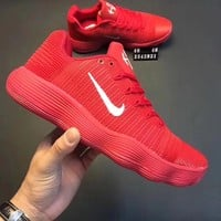 Nike Hyperdunk Knitted low permeable basketball shoes