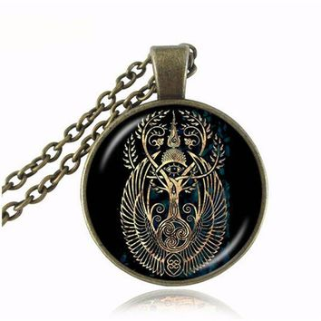 Variety of All-Seeing Eye Masonic Necklaces