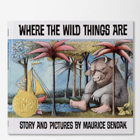 Where The Wild Things Are Anniversary Edition By Maurice Sendak