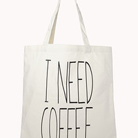 Coffee Needed Tote