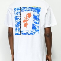 Empyre Rose Mortem White T-Shirt | Zumiez