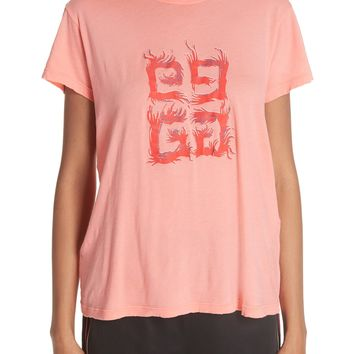 Givenchy Flame Logo Tee | Nordstrom