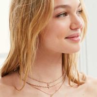 Avery Layering Chain Necklace Set - Urban Outfitters