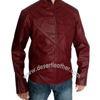 Clark Kent Tom Welling Smallville Superman Jacket