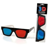 3D Glasses Set of Two, Fun & Unique Gifts