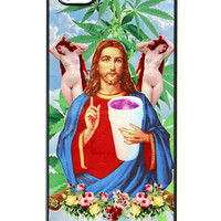 TURNT JESUS IPHONE CASE