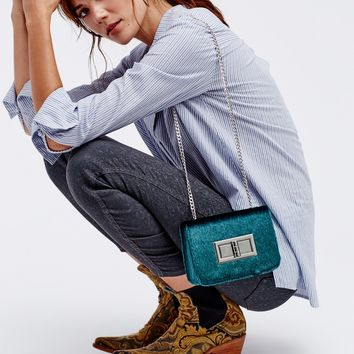 Free People Prospect Vegan Crossbody