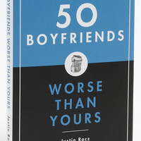 Justin Racz '50 Boyfriends Worse Than Yours' Book | Nordstrom