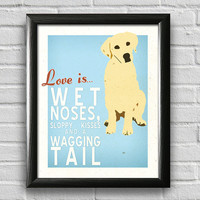 Dog Print, Pet Art, Typography Poster, Wall Art, Inspirational Print, Dog Poster, Pet Poster, Dog Lover