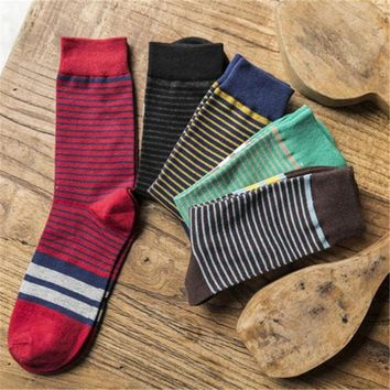 New fashion winter cotton socks autumn and winter leisure male socks more warm socks tube socks