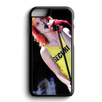 Hayley Williams Paramore Singer iPhone 6 Case