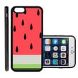 RCGrafix Brand Watermelon Apple Iphone 6 Plus Protective Cell Phone Case Cover - Fits Apple Iphone 6 Plus