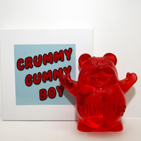 Crummy Gummy Boy **Limited Quantities**