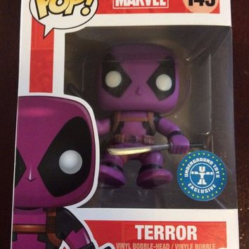 Terror Deadpool Underground Toys Exclusive Funko Pop! #143