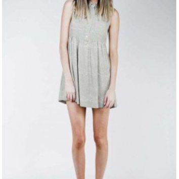 MAY THE LABEL Apprentice Dress STAR GREY