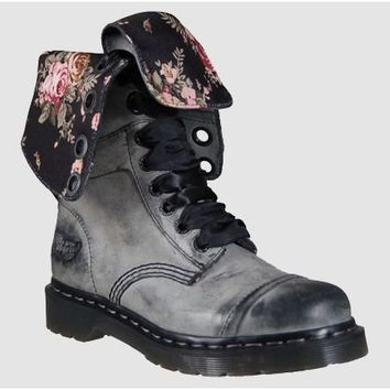 NEW! DOC Dr. Martens Triumph 1914 - Black & Massai - ALL SIZES!!!