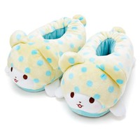 Marumofubiyori Room Shoes Fluffy Sanrio Japan - VeryGoods.JP