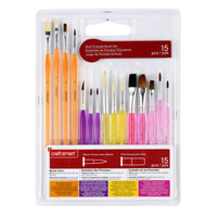 Craft Smart® Multi-Use Brush Set