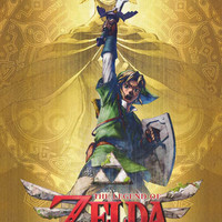 Legend of Zelda Skyward Sword Video Game Poster 24x36