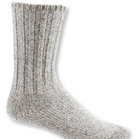 Men's Wool-Blend Ragg Socks, Two Pairs: Men's | Free Shipping at L.L.Bean