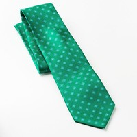 IZOD Woodcliff Neat Tie - Men, Size: One Size (Green)