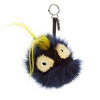 Zesty fox and goat-fur bag charm | Fendi | MATCHESFASHION.COM US
