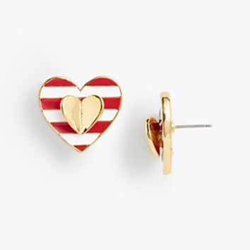 Heart Earrings | Talbots
