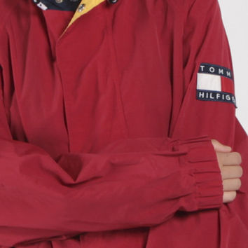 Vintage Tommy Hilfiger Windbreaker Jacket